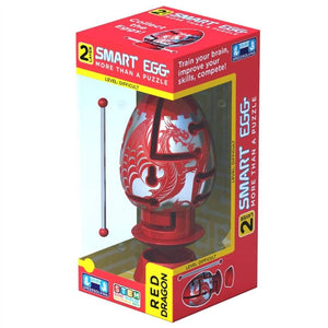 Smart Egg Red Dragon