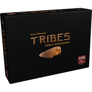 Tribes: Early Civilization-Tea Time Production-1-Játszma.ro - A maradandó élmények boltja