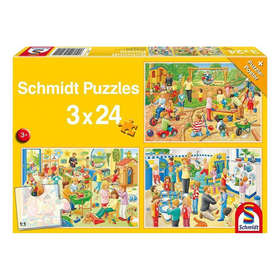Schmidt 56201 - A Day at Playschool