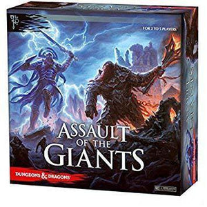 Dungeons & Dragons: Assault of the Giants-Wizards of the Coast-1-Játszma.ro - A maradandó élmények boltja