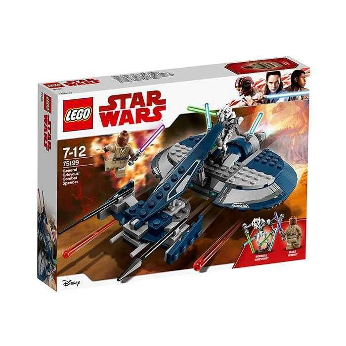 Lego Star Wars General Grievous' Combat Speeder