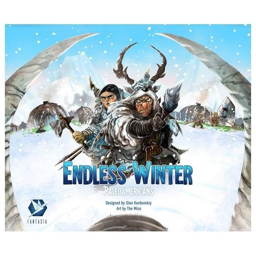(ELŐRENDELÉS) Endless Winter: Paleoamericans (Kickstarter Chief Pledge) + Big Box