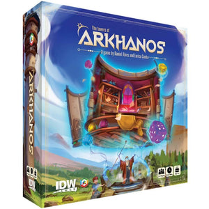 The Towers of Arkhanos