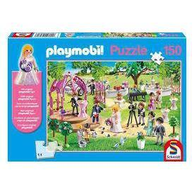 Schmidt 56271 - Playmobil puzzle - Marriage