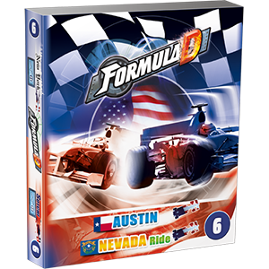 Formula D: Circuits 6 – Austin & Nevada Ride
