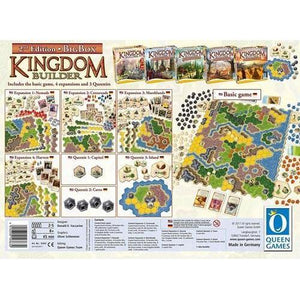 Kingdom Builder Big Box 2nd Edition