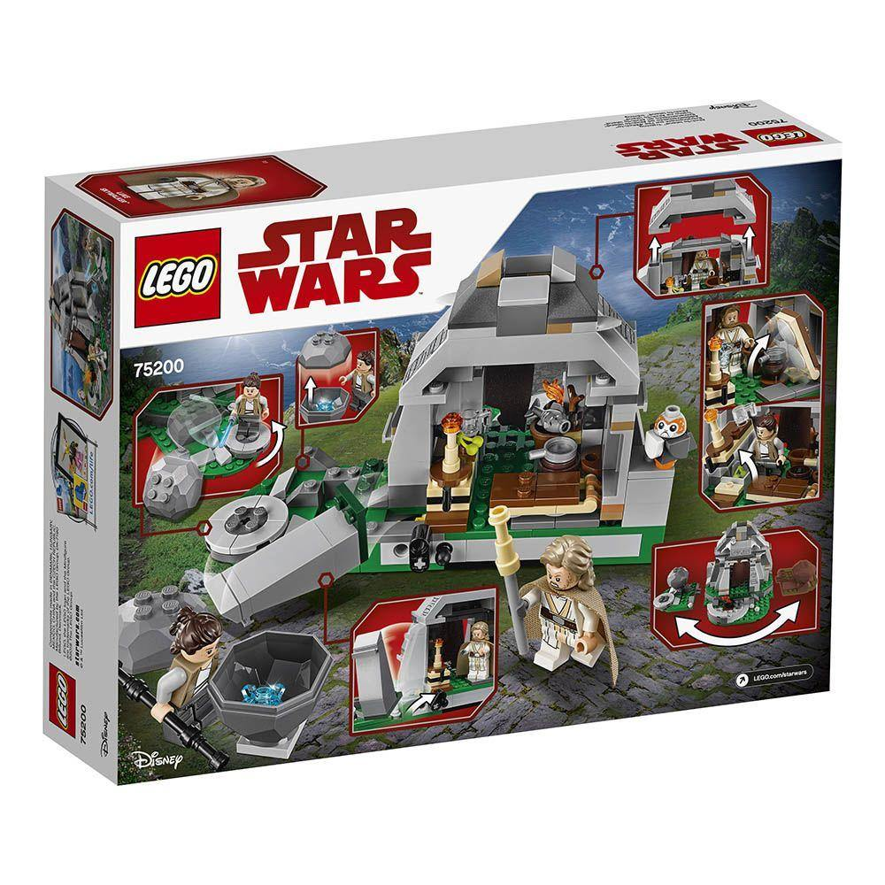 Lego Star Wars Ahch To Island Training 75200