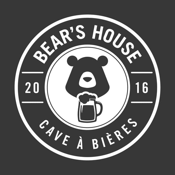 Bear's House - it's time for a bear - Pale ale 4.8°