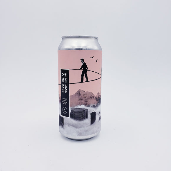 Wylam - In My Highwire Days - pale ale - 44cl - 4.1°