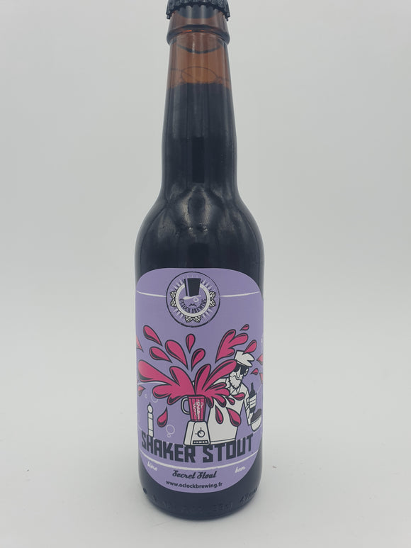 O'clock - Shaker pastry stout - 33cl - 4.9°