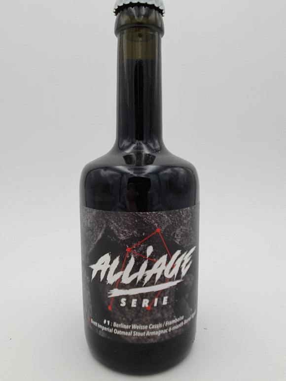 Iron - Alliage series n°1 - Sour - 33cl - 10°