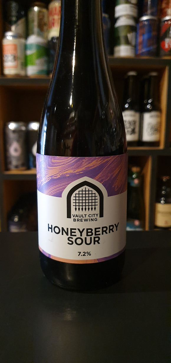 Vault - Honeyberry sour - 37.5cl - 7.2°