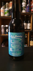Sori brewing - Dark humor club Coconut - 33cl - 8°