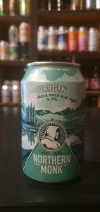 Northern Monk - Origin - IPA - 33CL 5.7°