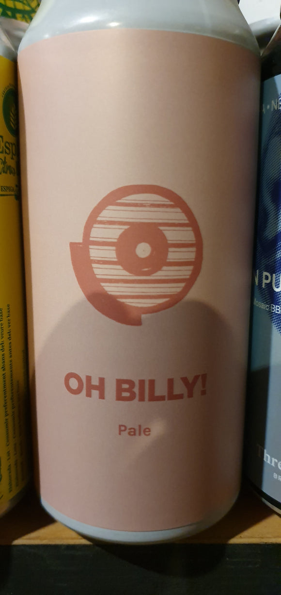 Pomona Island - Oh billy - American ipa - 44cl - 5.6°