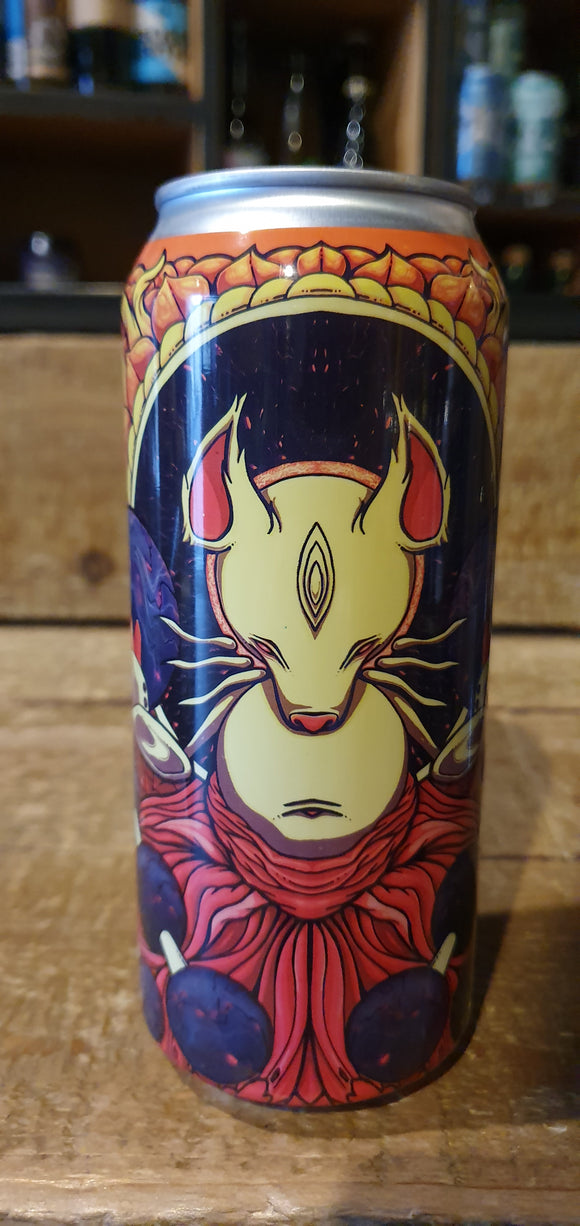 Collectiv arts - Ransack the universe - West coast IPA - 44cl - 6.8°