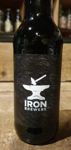 Iron - Golgoth - imperial oatmeal stout - 33cl - 10°