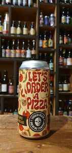 Sudden death - Let's order a pizza - TIPA - 10° - 44CL