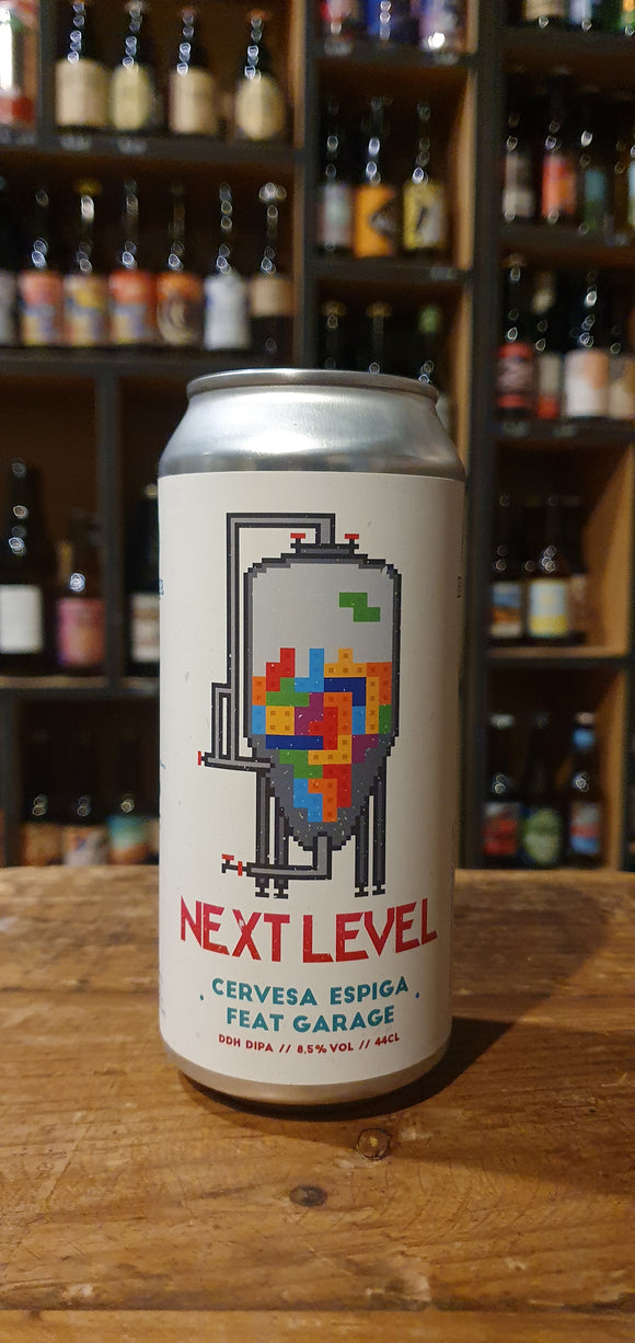 Espiga / Garage - Next level - DIPA - 44CL - 8.5°