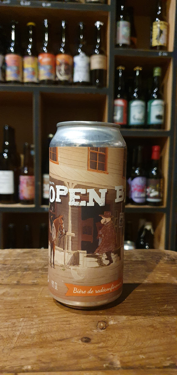 Piggy - Open bar - NEIPA - 44CL - 6.1°