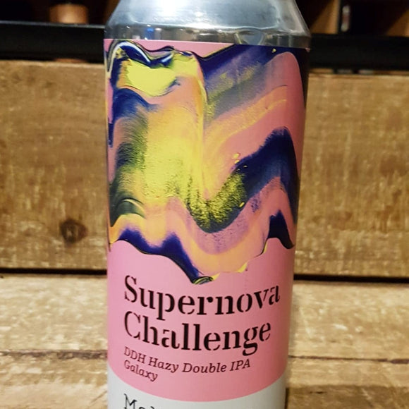 Maltgarden - Supernova Challenge - Double IPA - 50cl 7,2°