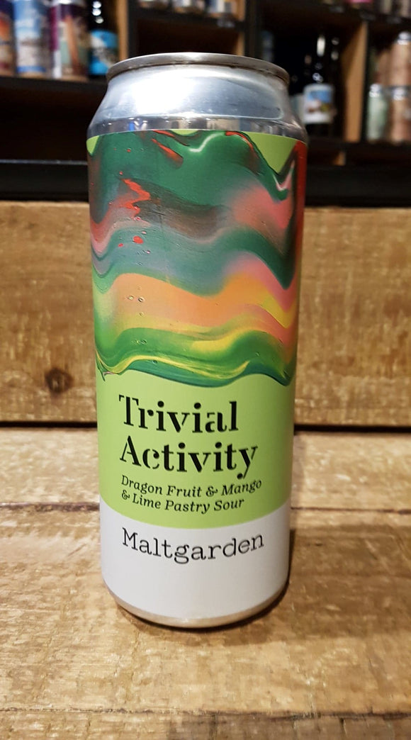 Maltgarden - Trivial Activity - Pastry Sour - 50cl 5,5°