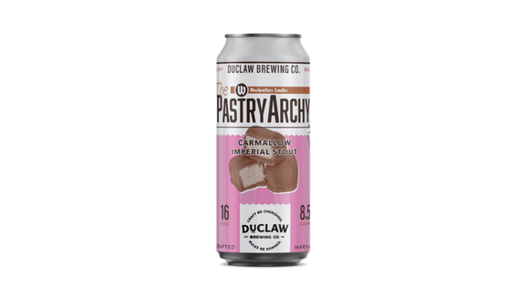 Duclaw - Pastryarchy Carmallow - Imperial  stout - 47.5CL - 8.5°