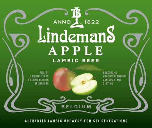 Lindemans - Apple - Fruit Beer - 25CL 4°