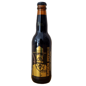 O'Clock - Baden Power - Baltic Porter Bourbon BA - 33cl 10,5