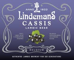 Lindemans - Cassis - Fruit Beer - 25CL 3.5°