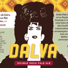 Thiriez - Dalva - IPA - 33CL 8.5°
