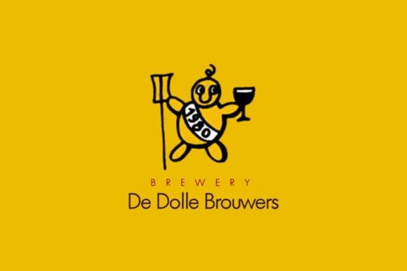 De Dolle - Arabier - Golden Ale - 33CL 8°