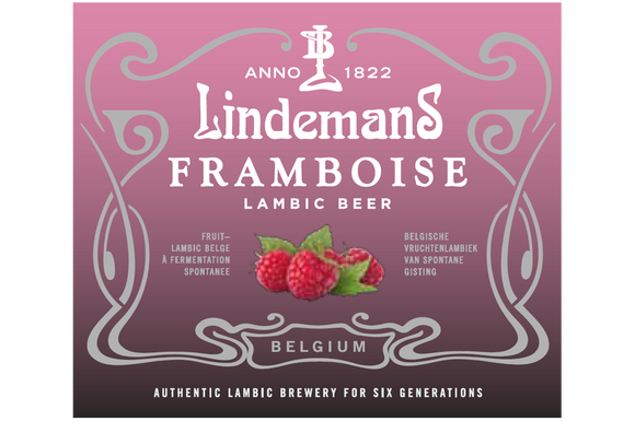 Lindemans - Framboise - Fruit Beer - 25CL 2.5°