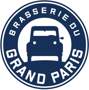 Grand Paris - A l'Ouest - Blanche - 33CL 4.7°