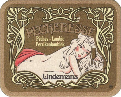 Lindemans - Pecheresse - Fruit Beer - 25CL 2.5°