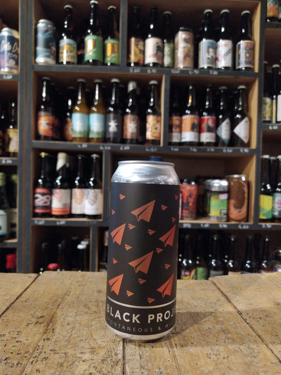 Black project - Kipper - Sour wheat - 47.3cl - 4.6°