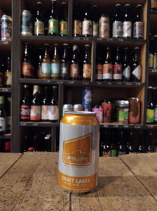 Upslope - Craft lager - 35.5cl - 4.8°
