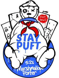 Tiny Rebel - Stay Puft - Porter - 33CL 5.2°