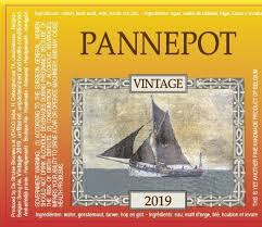 Struise - Pannepot 2019 - Dark Strong Ale - 33CL - 10°