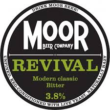 Moor - Revival - Bitter -  CAN 33cl - 3,8%