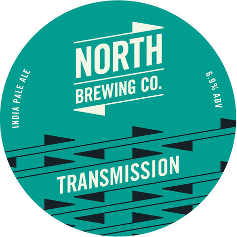 North Brewing - Transmission - IPA - 33CL 6.9°