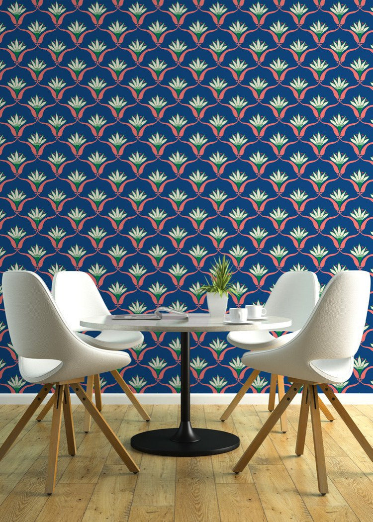 Wallflower - Tropical Wallpaper - JULIANNE TAYLOR STYLE