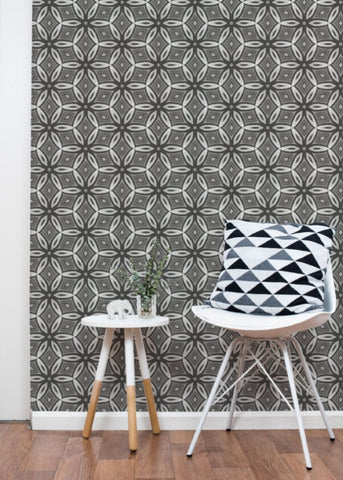 Diamond Mill Wallpaper - ABRA 2.018 Collection