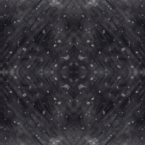 Black Celestial Diamonds Wallpaper - ABRA Collection