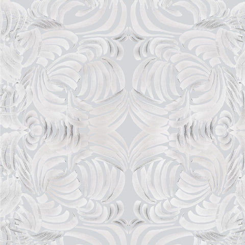 Porcelain Flora Wallpaper - ABRA Collection