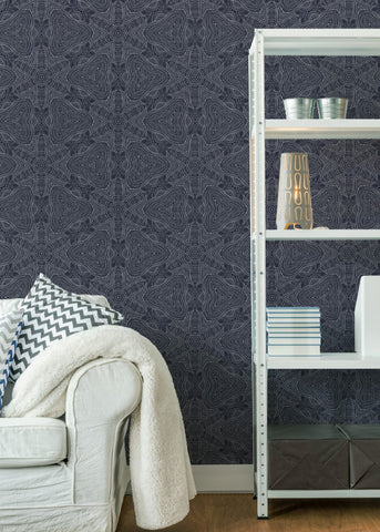 Arbor Star Large Wallpaper - ABRA 2.018 Collection