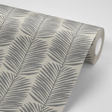 Betty Palms - Removable Paper - Organic Wallpaper Collection