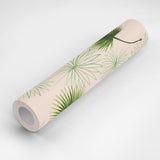 Cabbage Palm - Pink Wallpaper - Bohemian Bungalow Collection