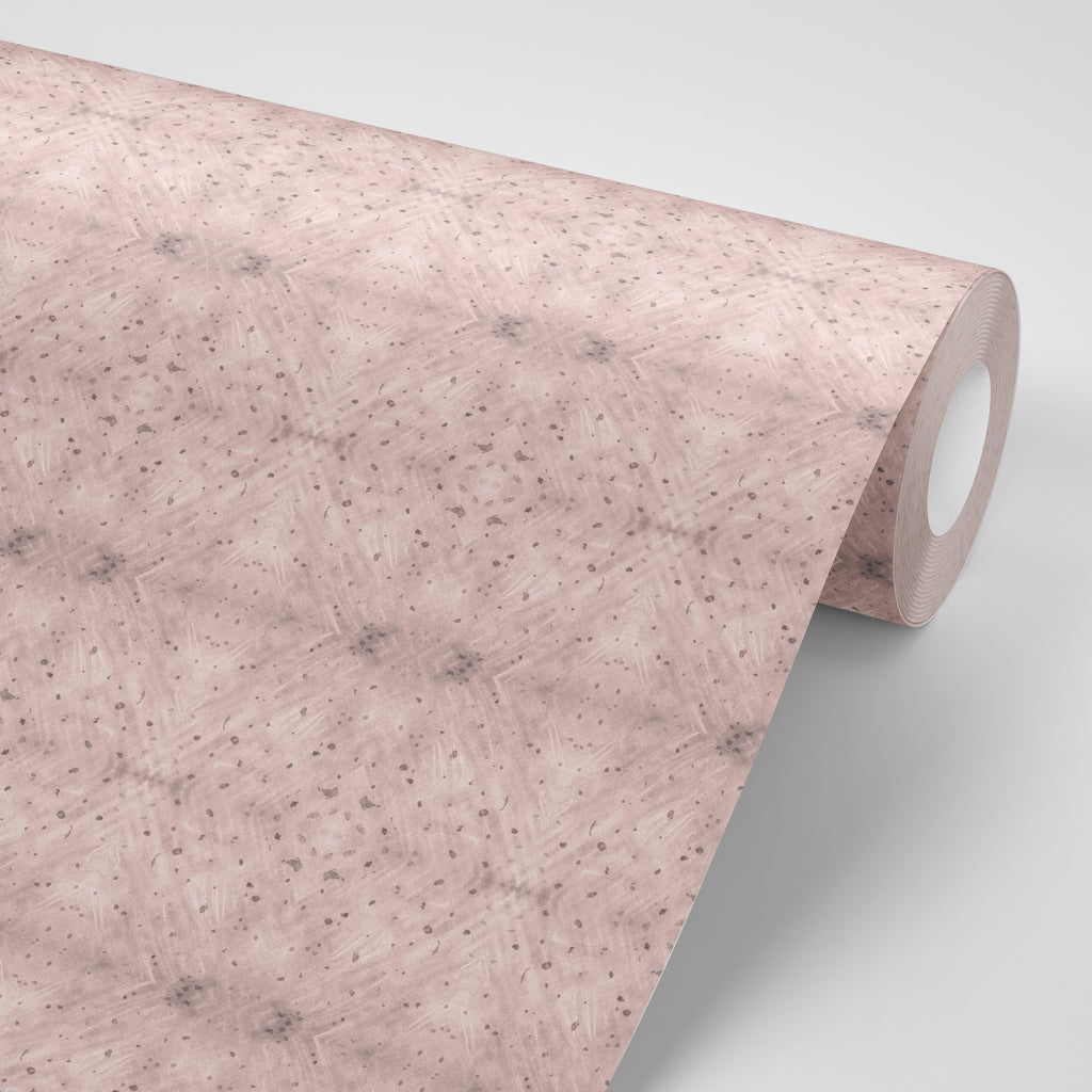 Copper Celestial Diamond Wallpaper - ABRA Collection