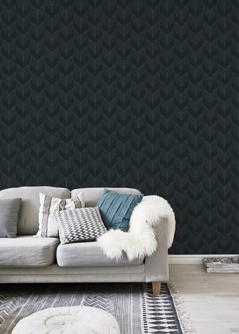 Chevron - Organic Wallpaper Collection